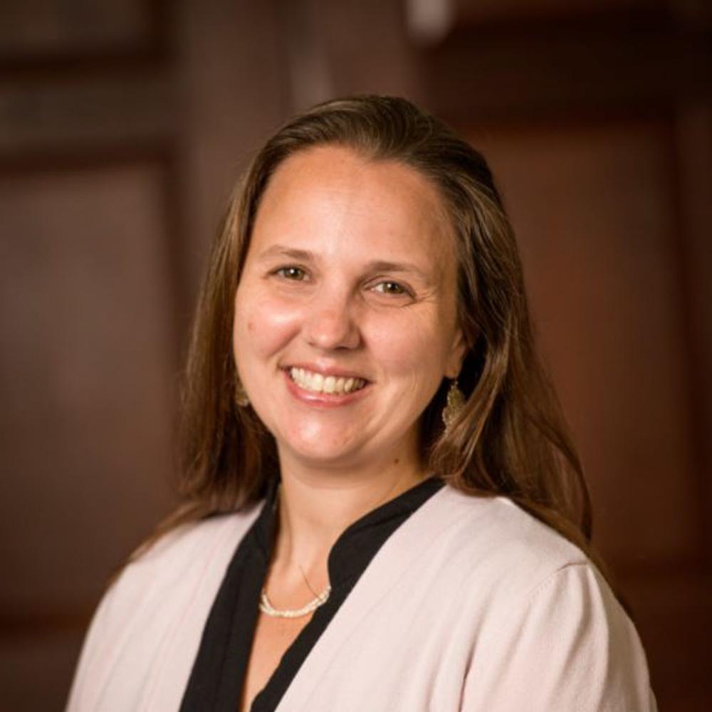 April McClean portrait photo